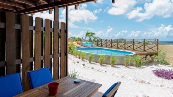 Villa Topzicht Appartement Curacao
