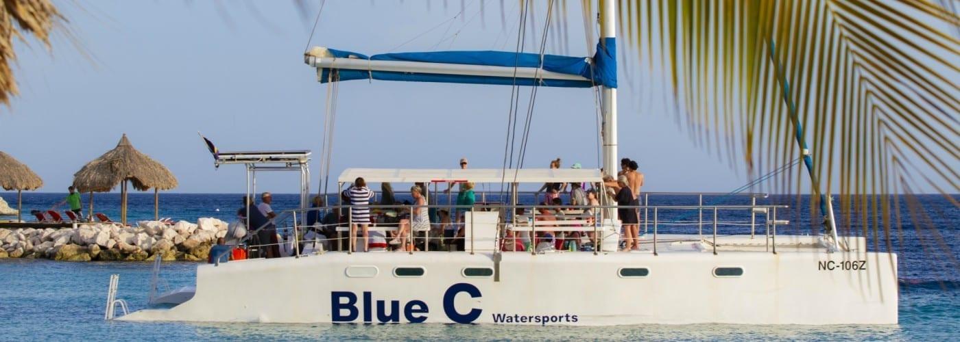 Curacao Catamaran Westkust Tour