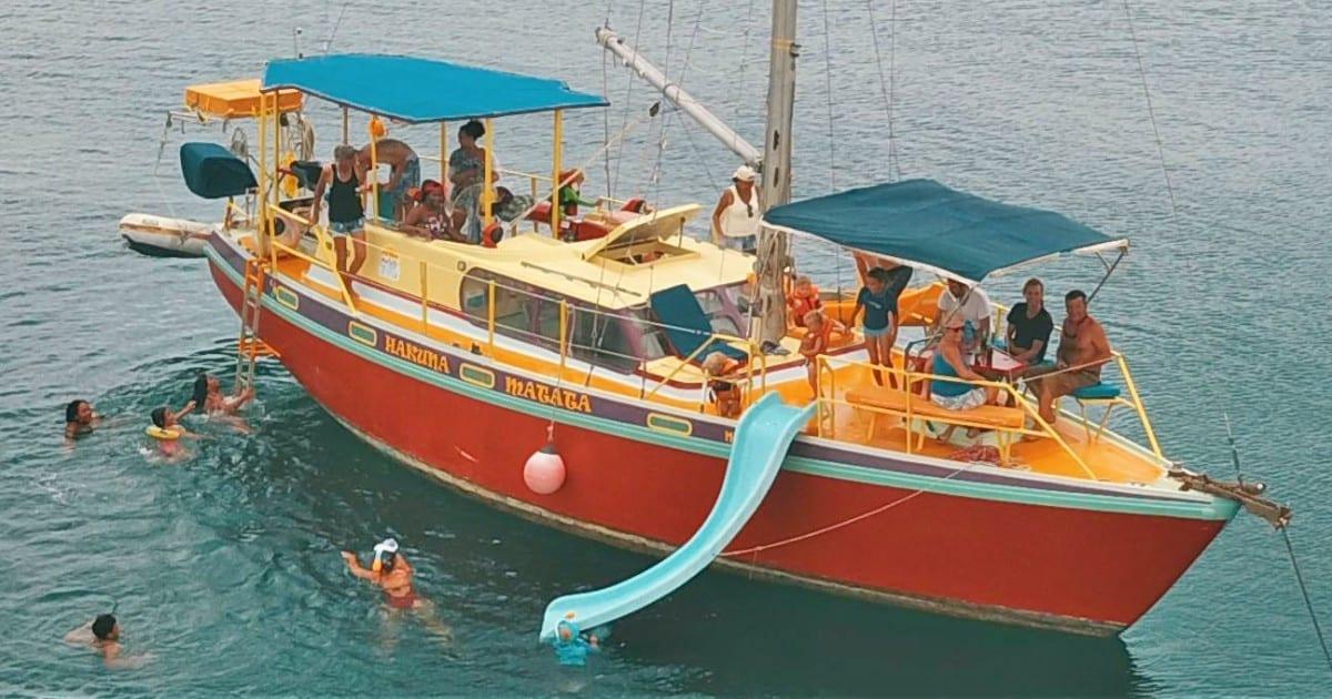 hakuna matata familieboot