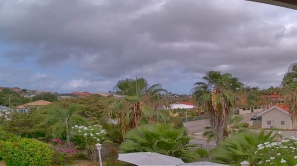 Webcam Villa Carpe Diem Jan Thiel Curacao