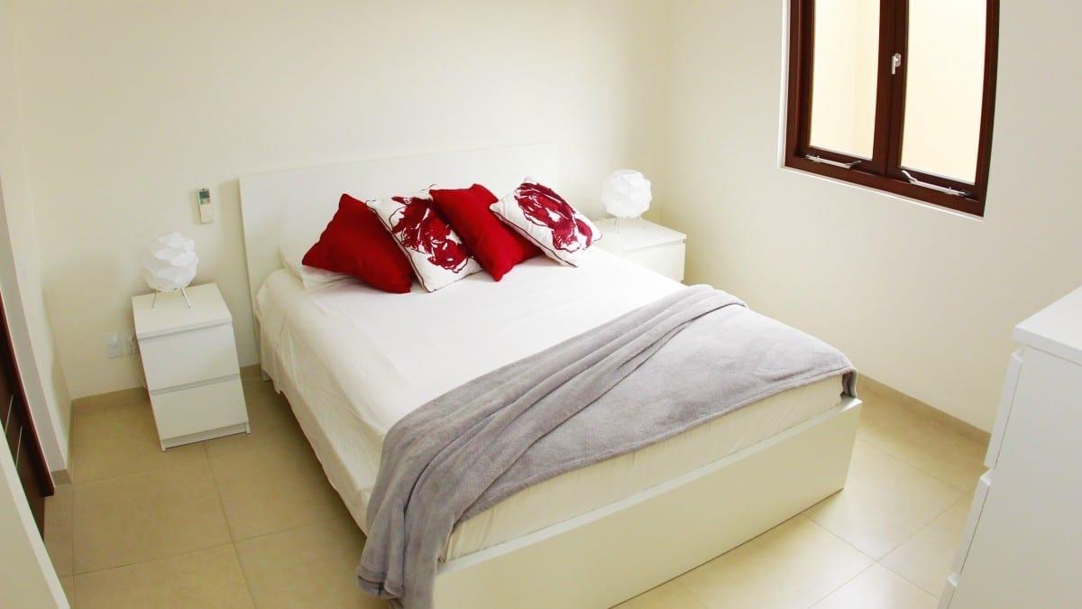 green view curacao slaapkamer