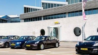 Schiphol Valet Parking bij terminal