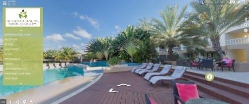 bekijk ACOYA Curaçao in 360 gr. tour!