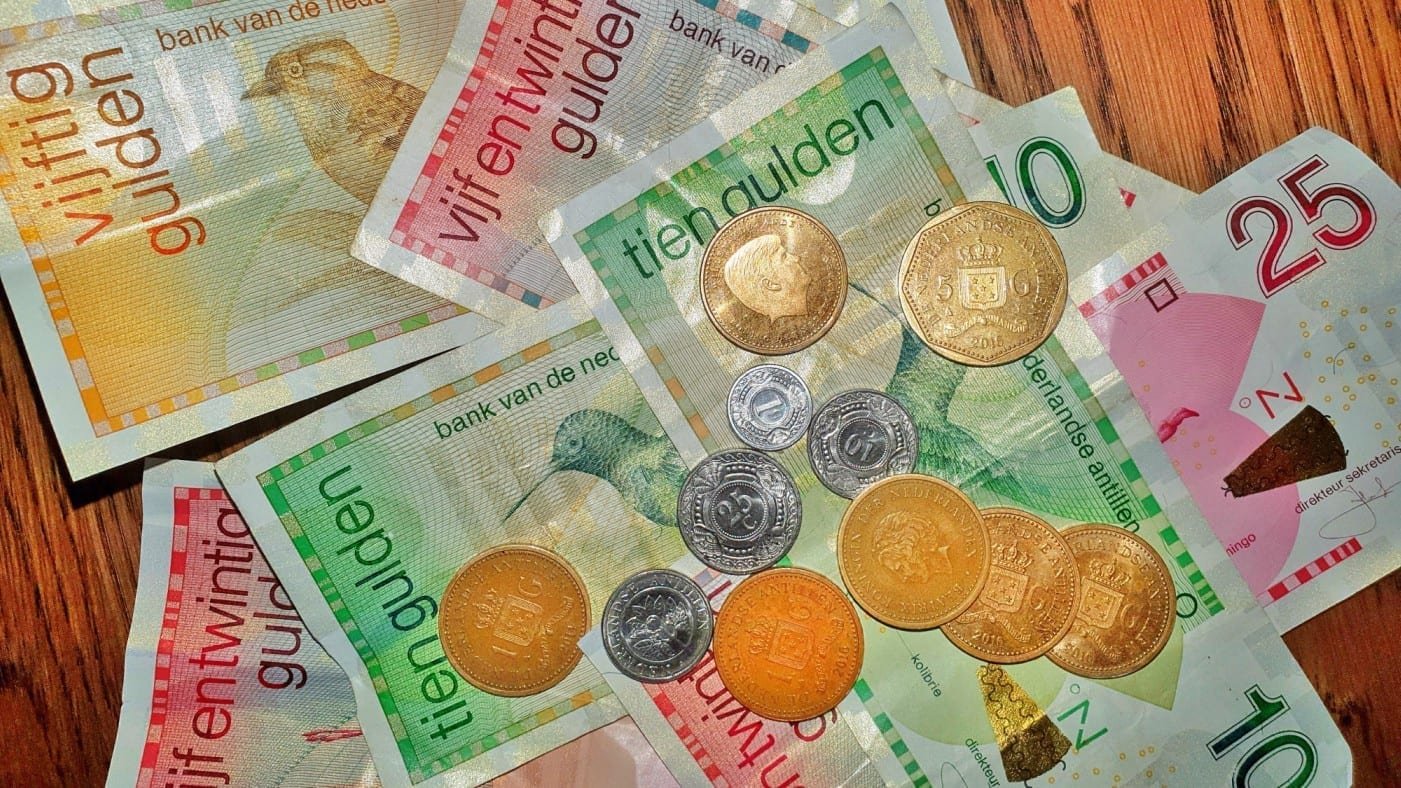 antiliaanse gulden curacao geld