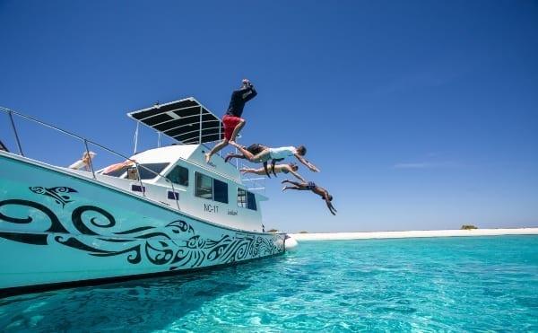 Kailani Klein Curaçao duiken!