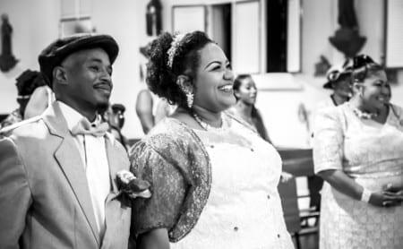 bruidspaar Curaçao