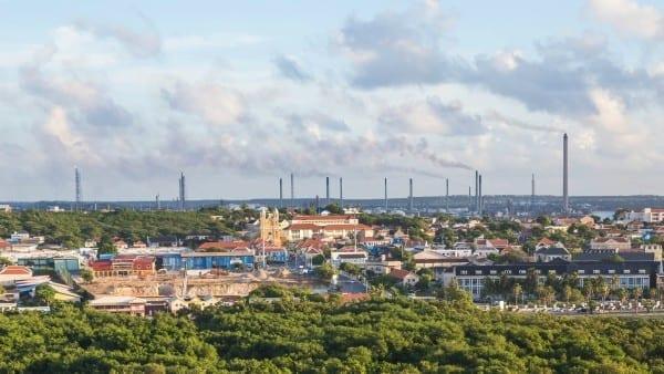 isla raffinaderij curacao