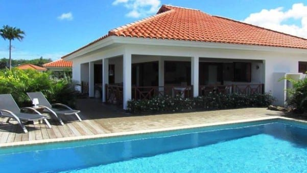 woning-curacao