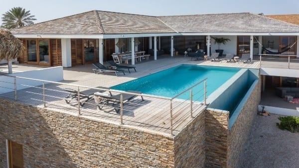 Luxe vakantiehuis op curacao, Jan Thiel