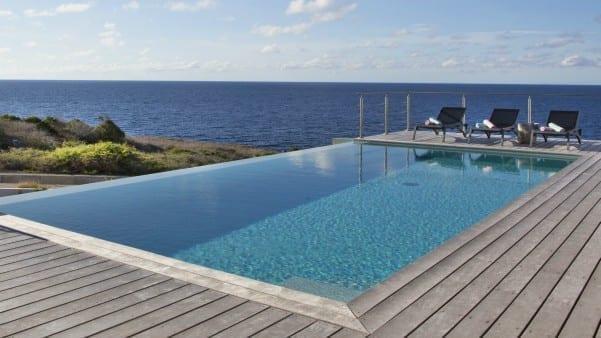 vakantiehuis curacao jan thiel groot luxe oceanview zwembad