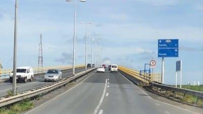 autorijden op curacao - Julianabrug