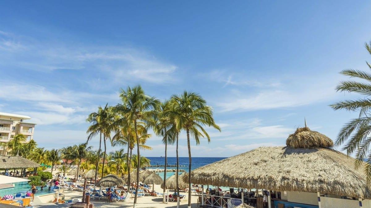 weer en klimaat op Curaçao is heerlijk