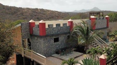 Don Genaro Curaçao - slapen in een kasteel appartement