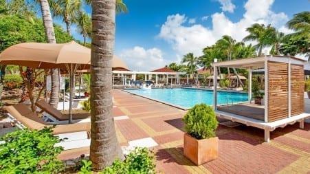 Livingstone Jan Thiel Beach Resort Curaçao