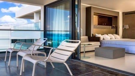 Papagayo Beach Hotel Curaçao, Ocean Front kamer