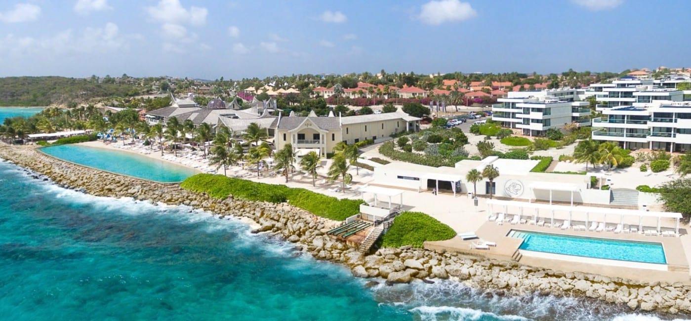 beach resort op curacao jan thiel