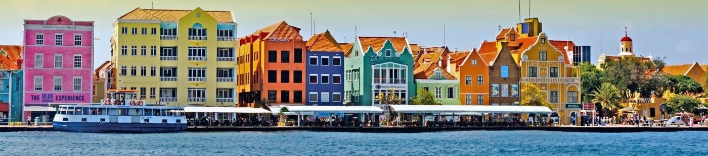 Curaçao Handelskade emigreren