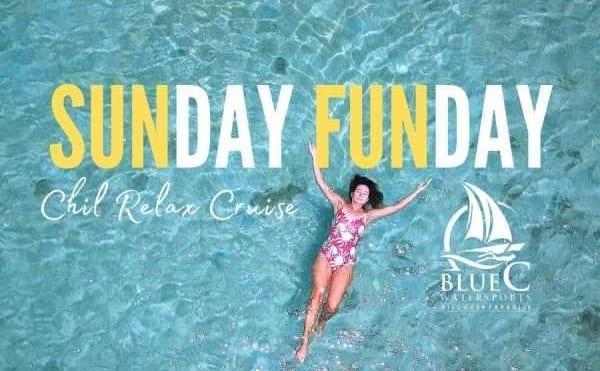 Sunday Funday met Blue C
