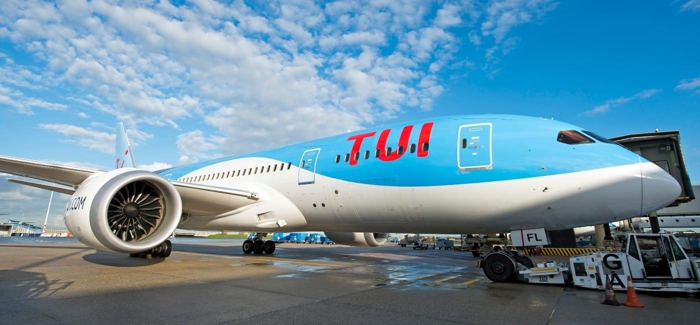 TUI vliegtickets goedkoop