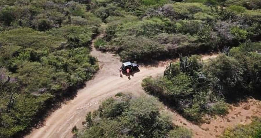 offroad tour jeepsafari privétrip curacao