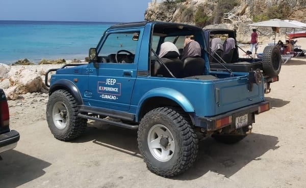 jeep experience curacao