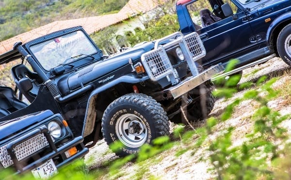 jeep curacao tour
