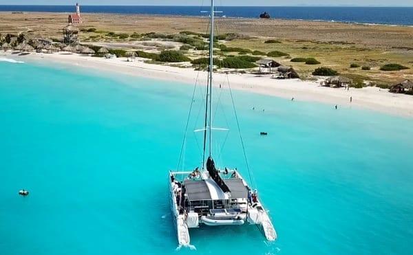 klein curacao catamaran