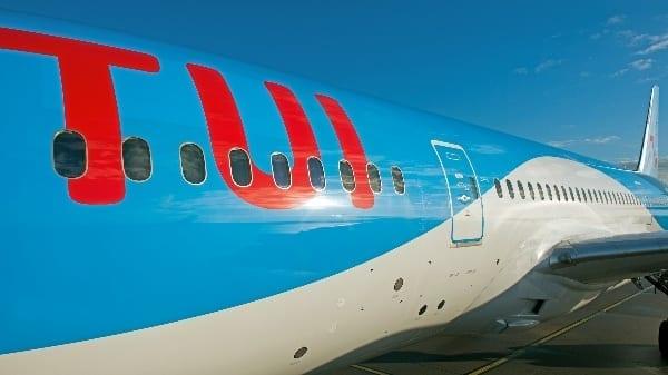 TUI vliegtickets Dreamliner Boeing 787 Curaçao
