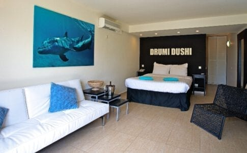 Dolphin Suites Curacao - kamer