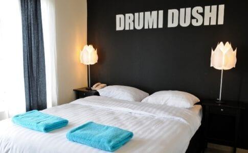 Dolphin Suites Curacao - suite slaapkamer1