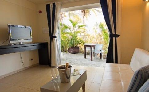 Dolphin Suites Curacao - suite terras