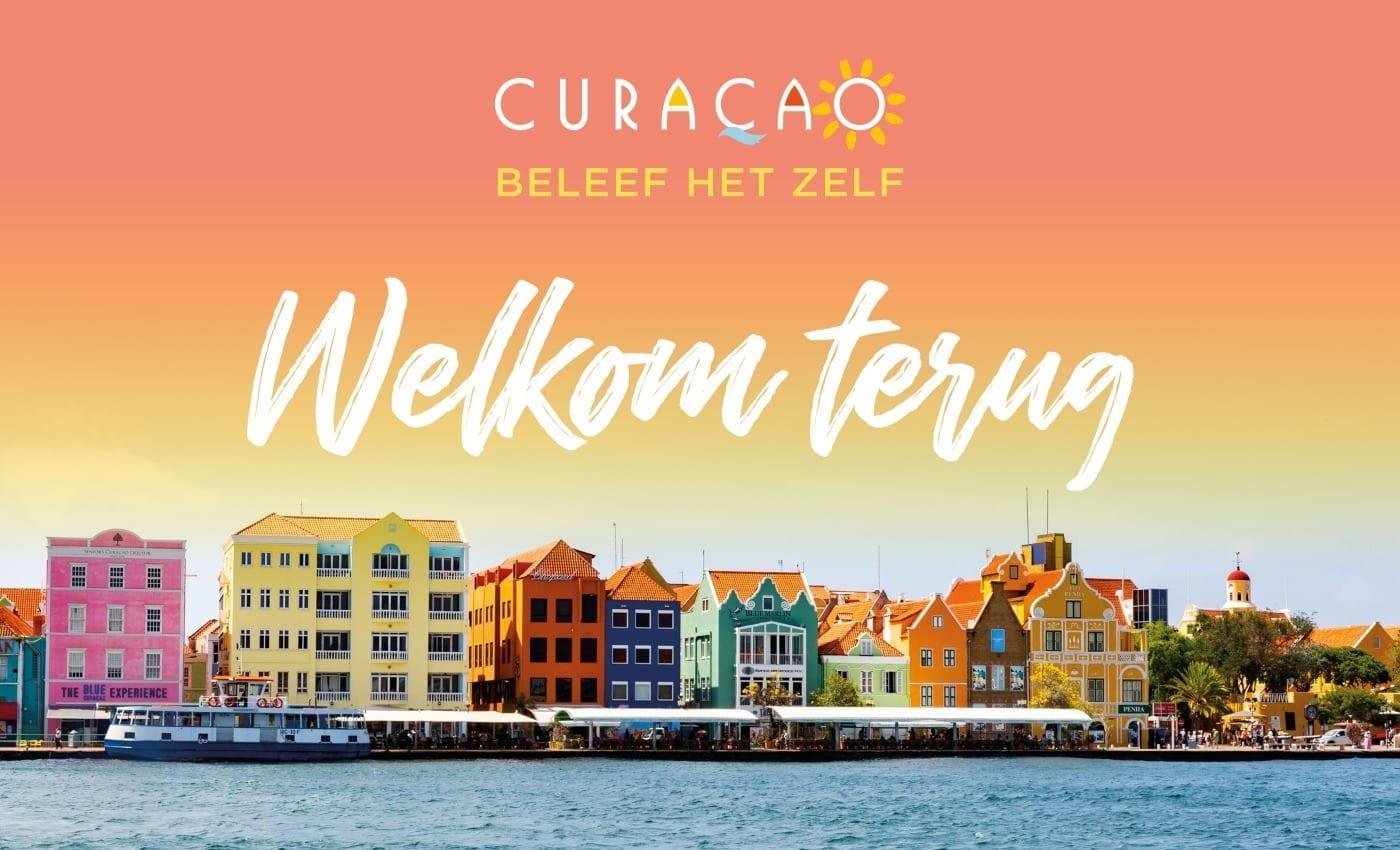 Curacao vakantie welkom terug